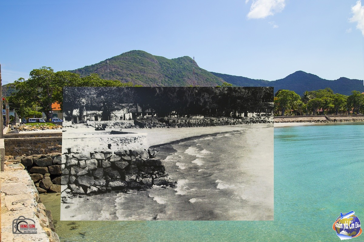 Qua hàng trăm năm, nhiều nơi ở Côn Đảo không có nhiều thay đổi so